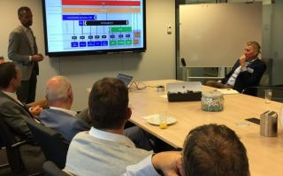 Lunch & Learn sessie API management bij AXI