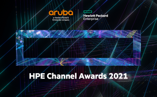 HPE Channel Award 2021